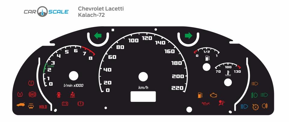 CHEVROLET LACETTI 18