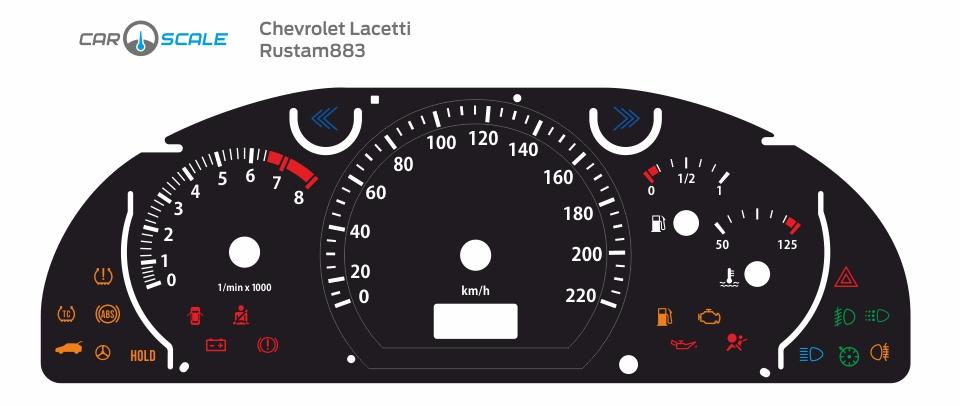 CHEVROLET LACETTI 21