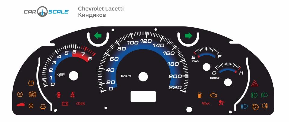 CHEVROLET LACETTI 22