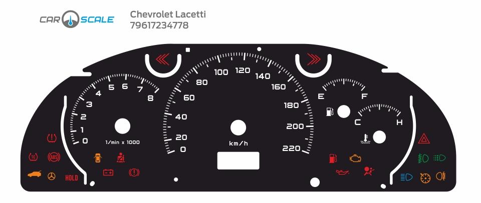 CHEVROLET LACETTI 26