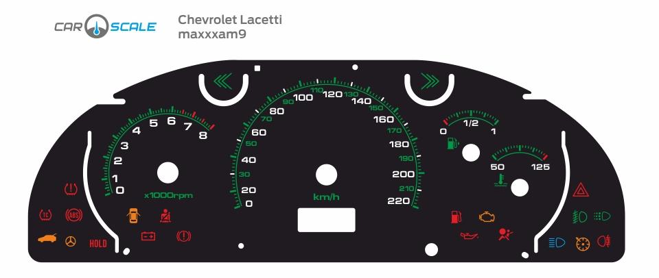 CHEVROLET LACETTI 27