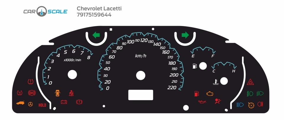CHEVROLET LACETTI 29