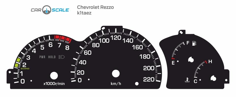 CHEVROLET REZZO 01