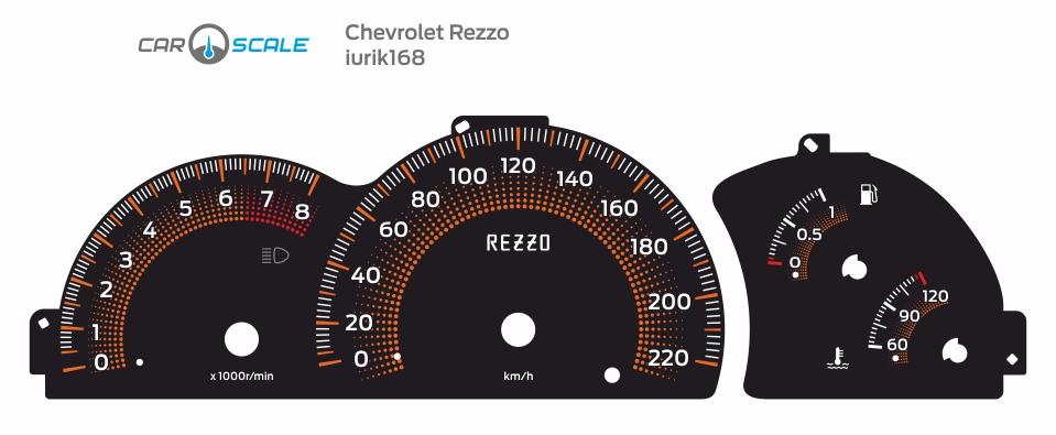 CHEVROLET REZZO 02