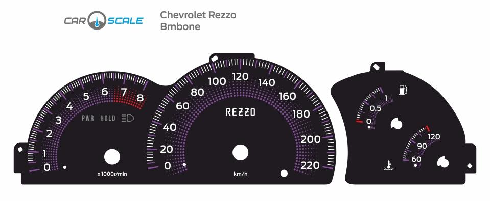 CHEVROLET REZZO 03