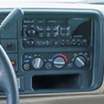 Chevrolet Tahoe Отопитель
