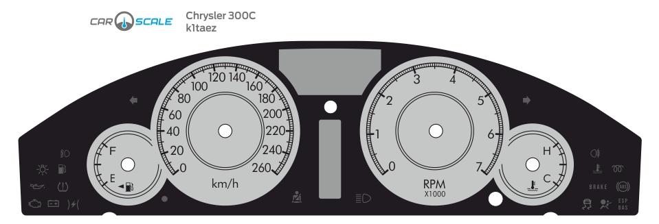 CHRYSLER 300C 01