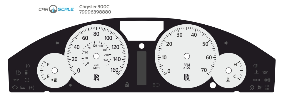 CHRYSLER 300C 03