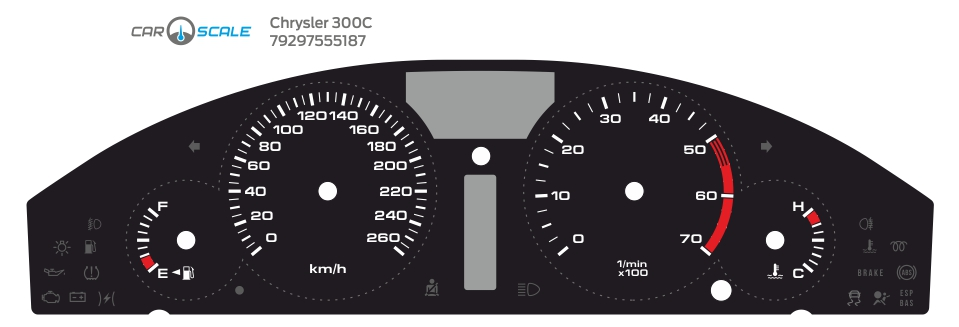 CHRYSLER 300C 02