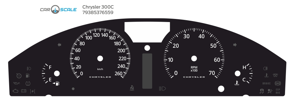 CHRYSLER 300C 04