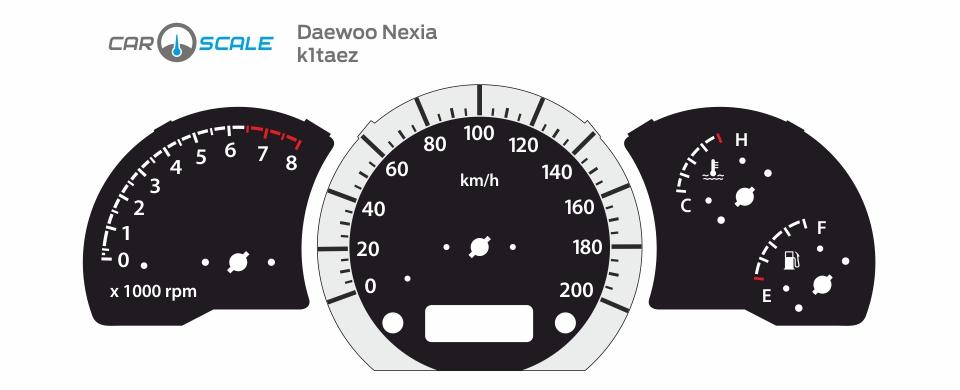 DAEWOO NEXIA N150 01