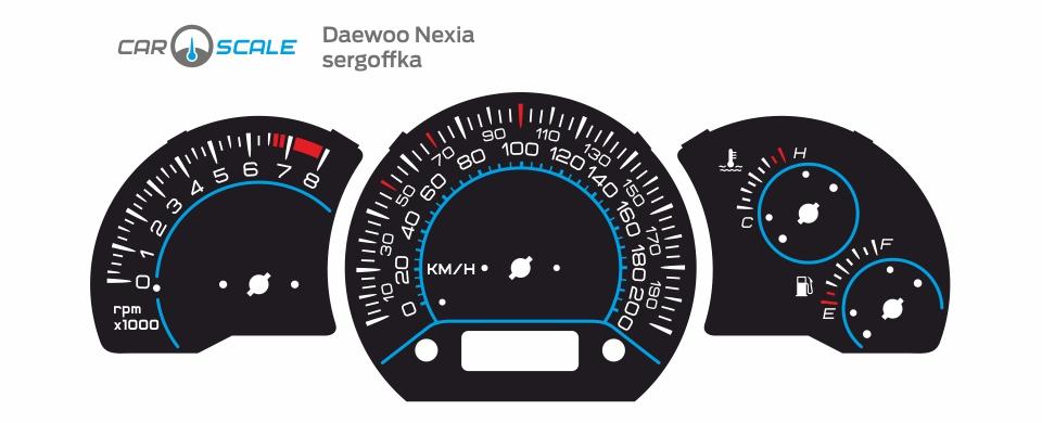 DAEWOO NEXIA N150 06
