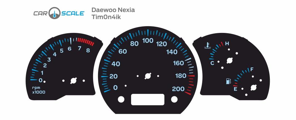 DAEWOO NEXIA N150 08