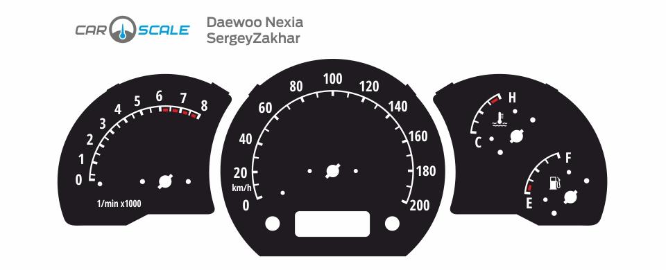 DAEWOO NEXIA N150 09
