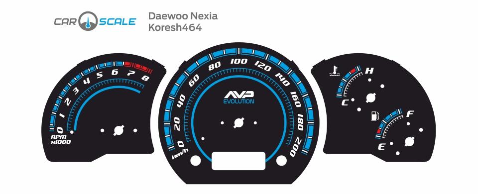 DAEWOO NEXIA N150 10