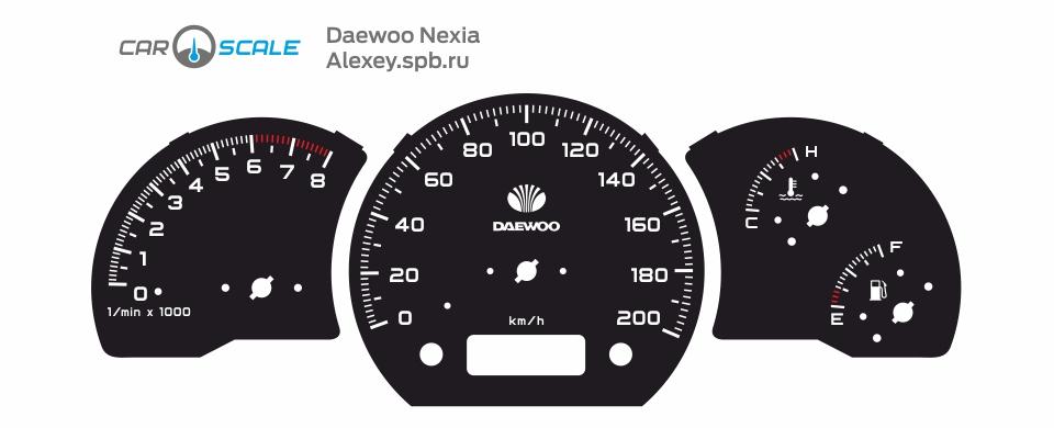 DAEWOO NEXIA N150 11