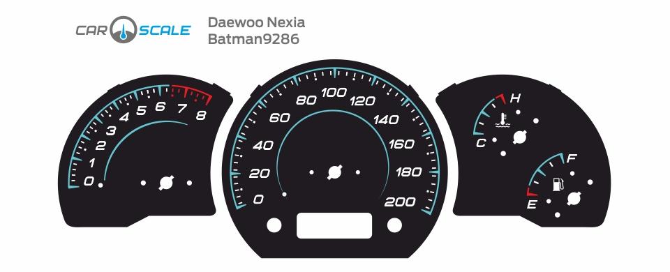 DAEWOO NEXIA N150 12