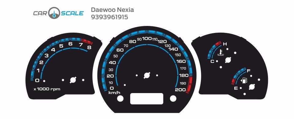 DAEWOO NEXIA N150 13