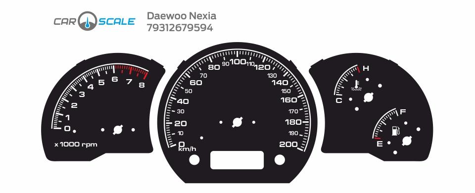 DAEWOO NEXIA N150 14