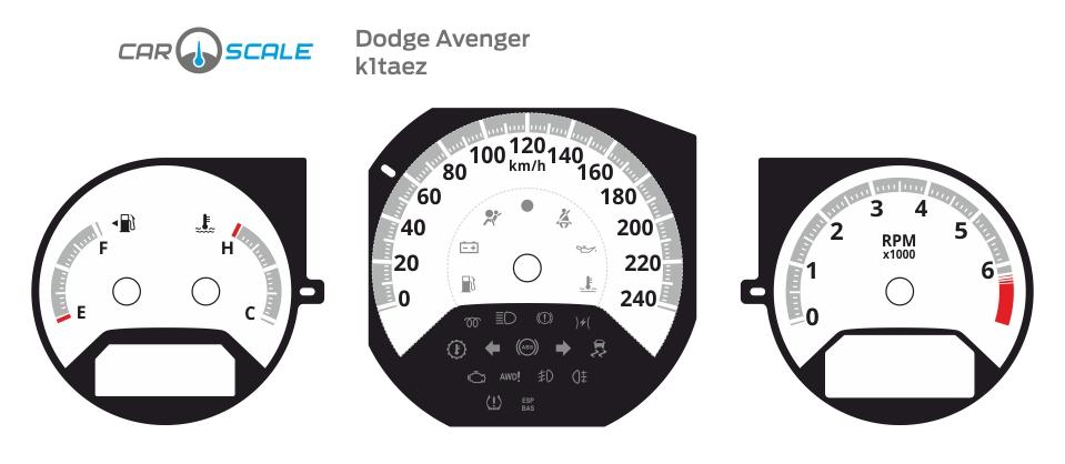 DODGE AVENGER 01