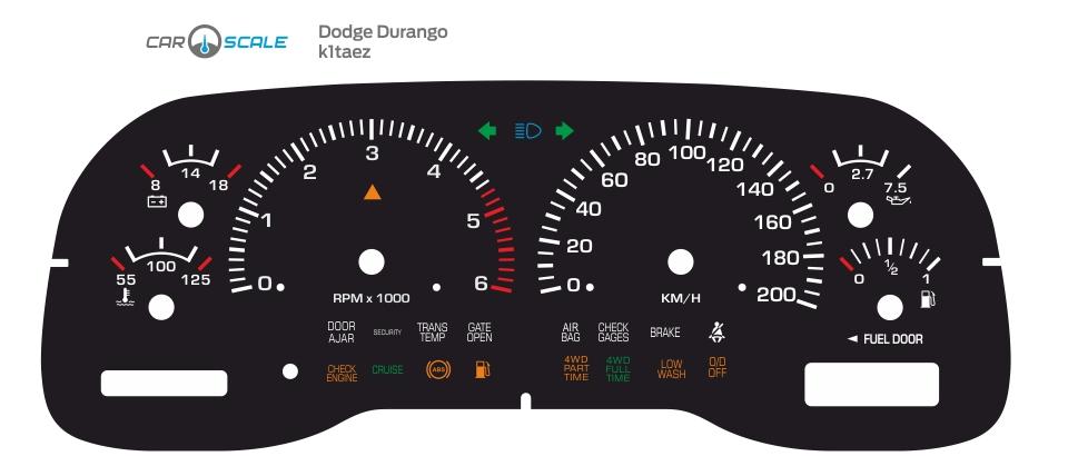 DODGE DURANGO 01
