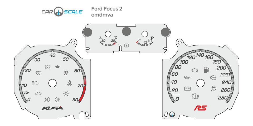 FORD FOCUS 2 09