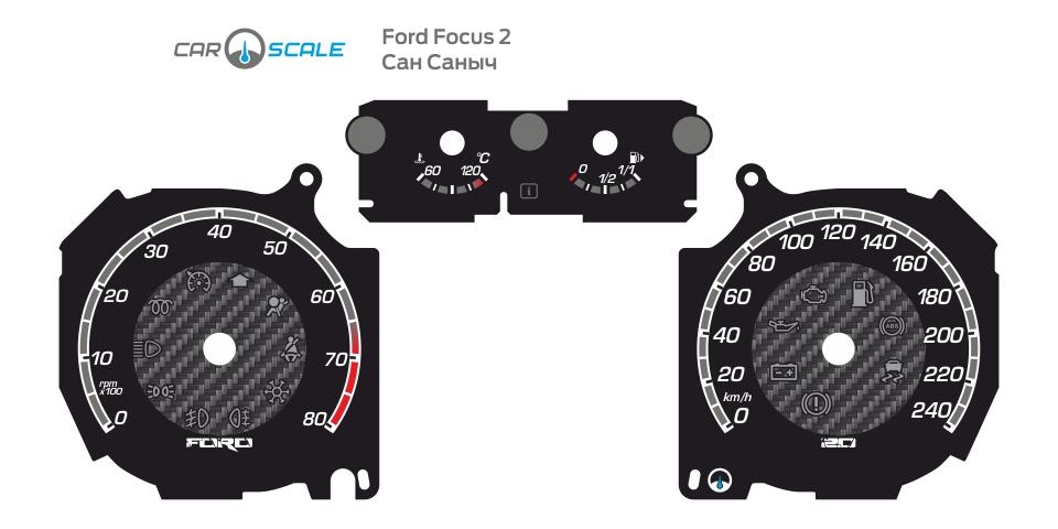 FORD FOCUS 2 12