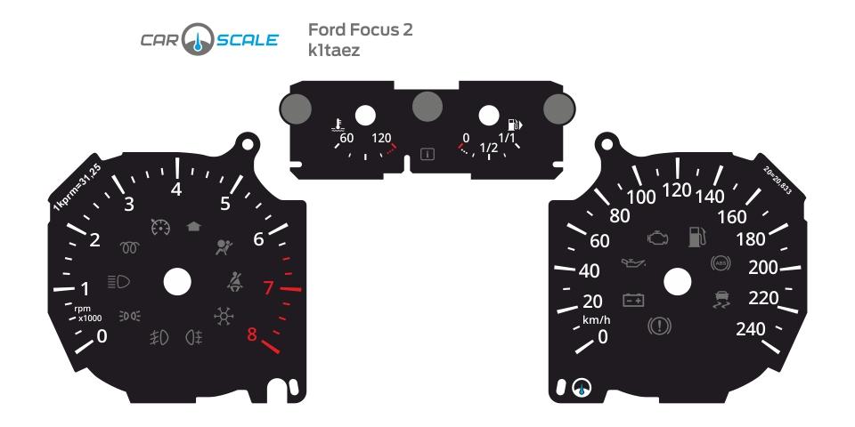 FORD FOCUS 2 01
