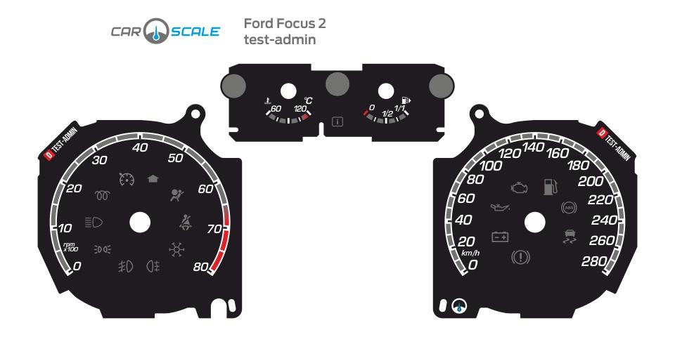 FORD FOCUS 2 05
