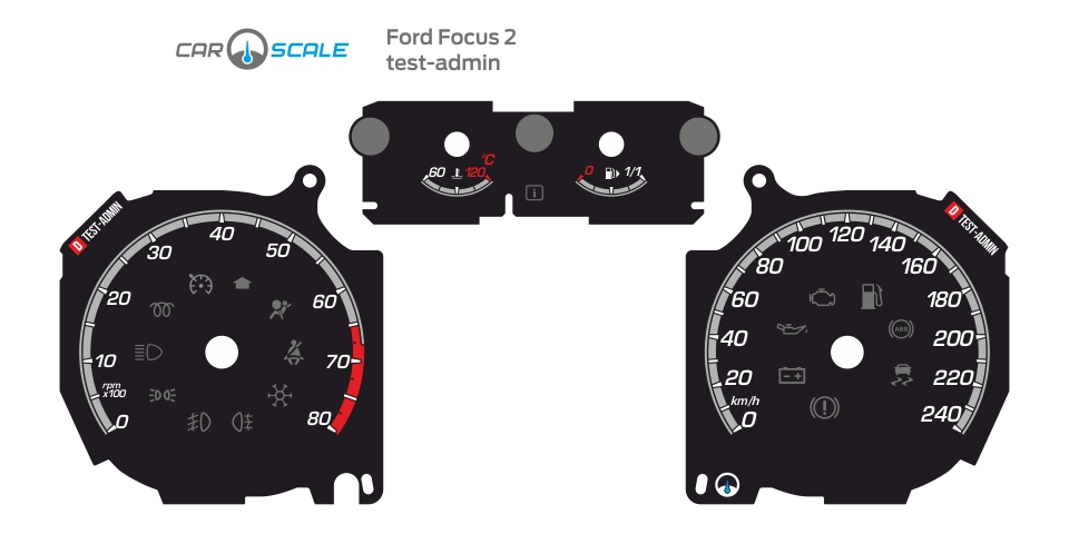FORD FOCUS 2 06