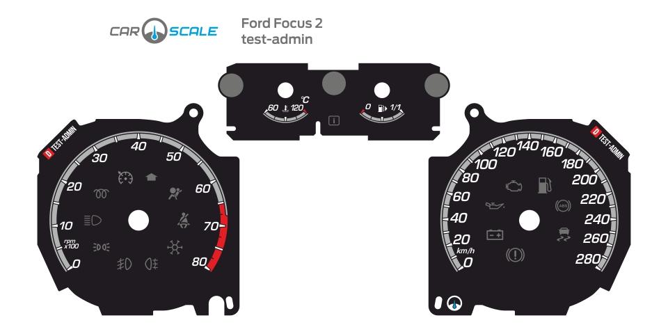 FORD FOCUS 2 08