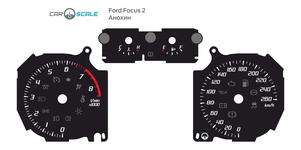 FORD FOCUS 2 10