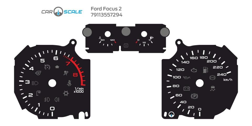 FORD FOCUS 2 16