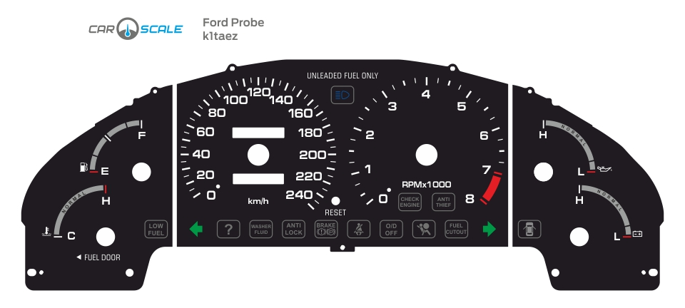 FORD PROBE 01
