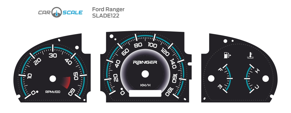 FORD RANGER 01