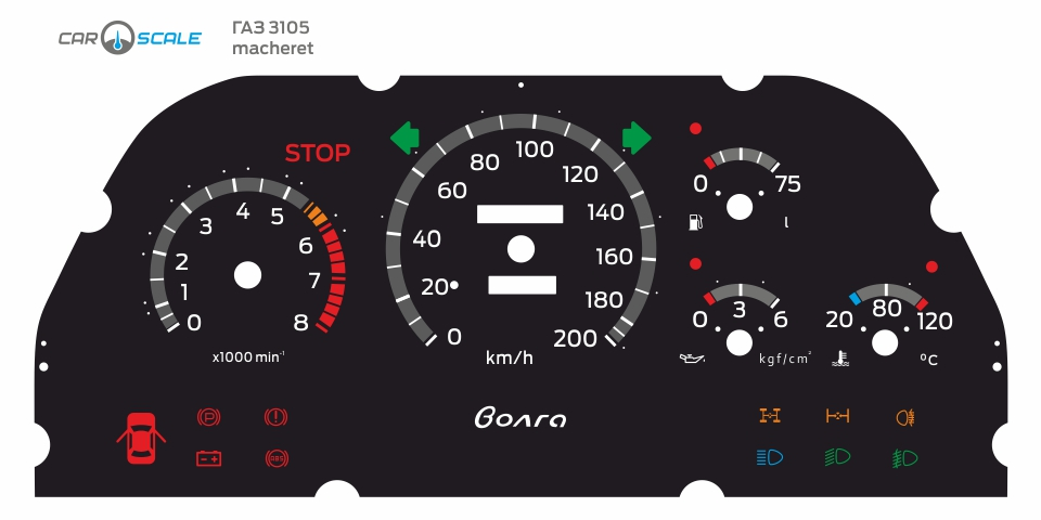 GAZ 3105 01
