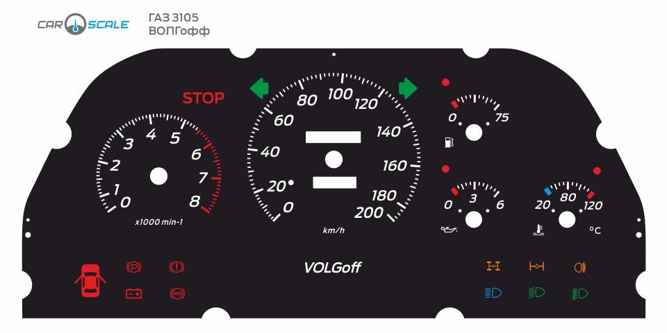 GAZ 3105 02