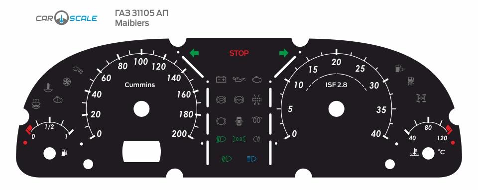 GAZ 31105 AP 03