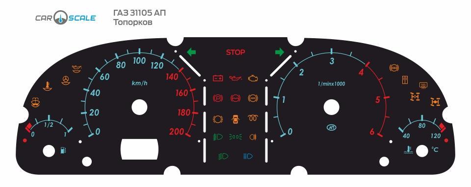 GAZ 31105 AP 08