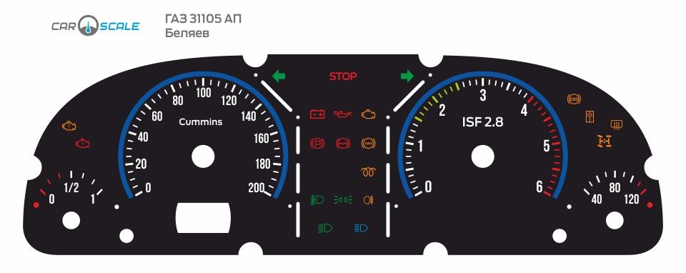 GAZ 31105 AP 13