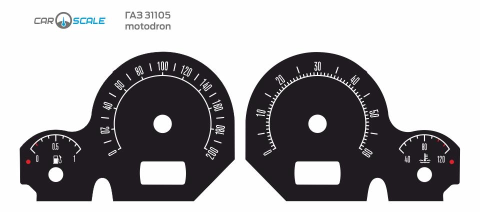 GAZ 31105 CUT 08