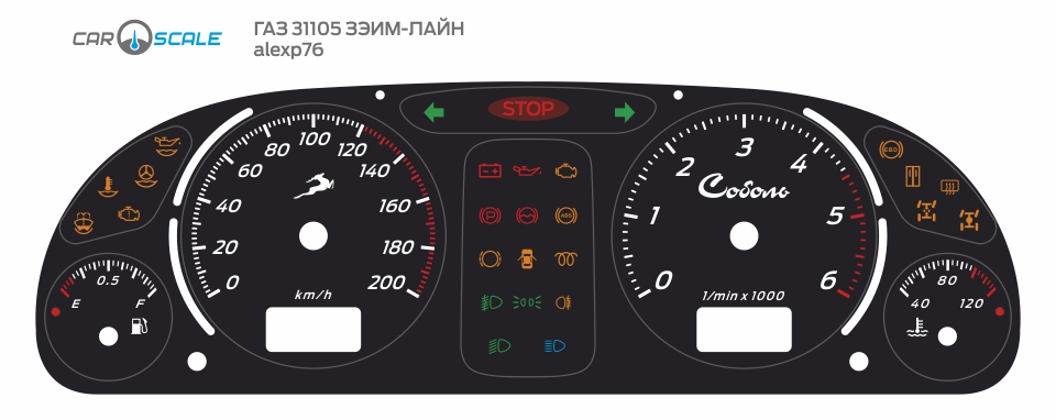 GAZ 31105 ZEIM 02