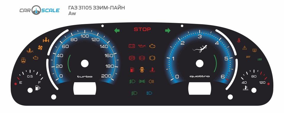 GAZ 31105 ZEIM 04