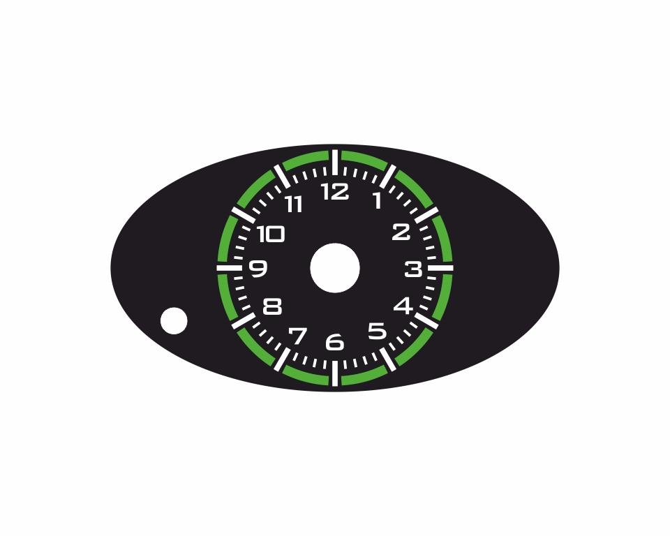 GAZ 31105 CLOCK 04