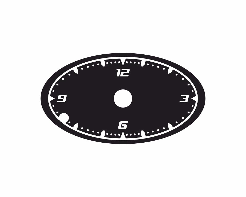 GAZ 31105 CLOCK 05