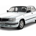 GAZ 3110 Контрольные лампы