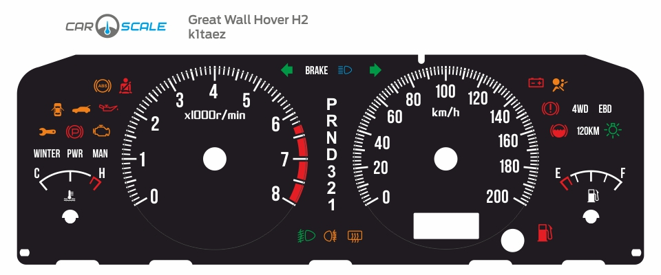 GREAT WALL HOVER H2 01