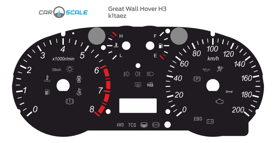 GREAT WALL HOVER H3 01