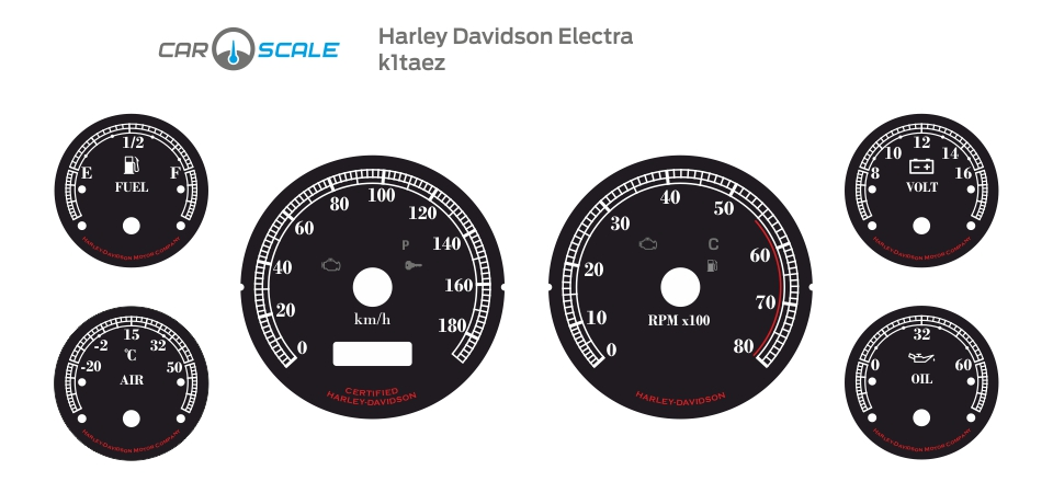 HARLEY DAVIDSON ELECTRA 01