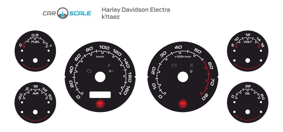 HARLEY DAVIDSON ELECTRA 02